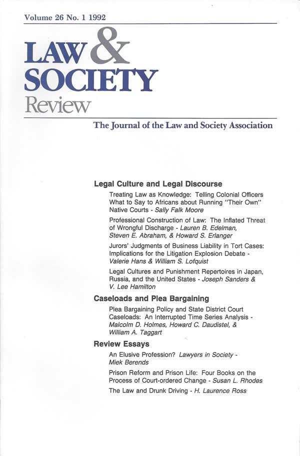 law journals